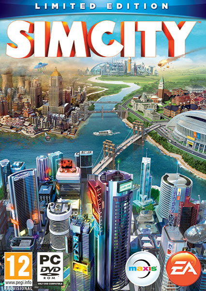 SimCity 2013 region free Origin