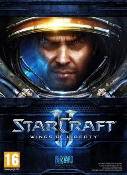 Starcraft 2: Wings of Liberty RU Unlim Multilang