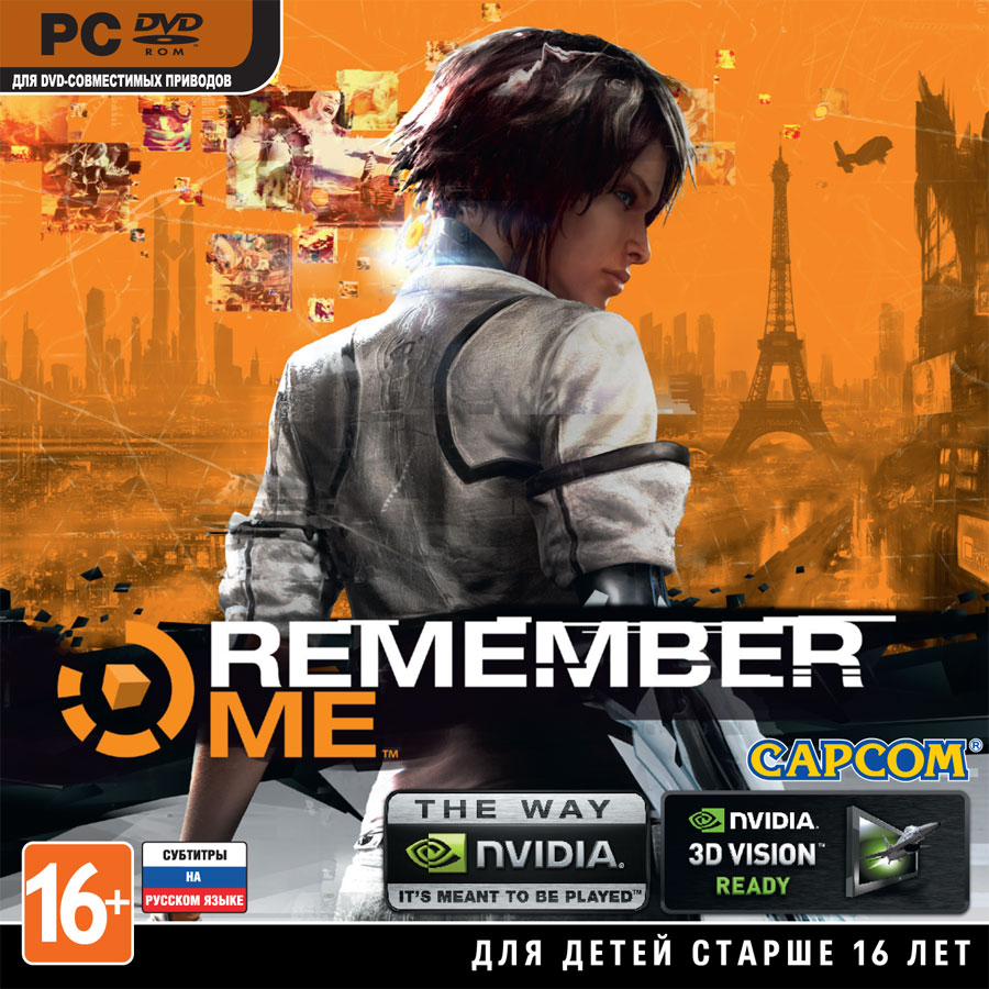 Remember Me (Steam) VPN + Gift