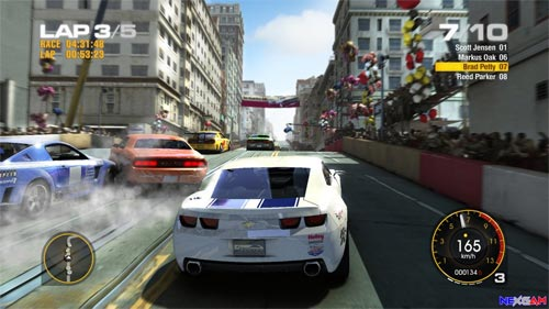 GRID 2 (steam) + 4DLC + Gift
