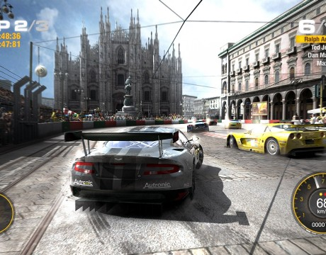 GRID 2 (steam)  +  4DLC + Подарок