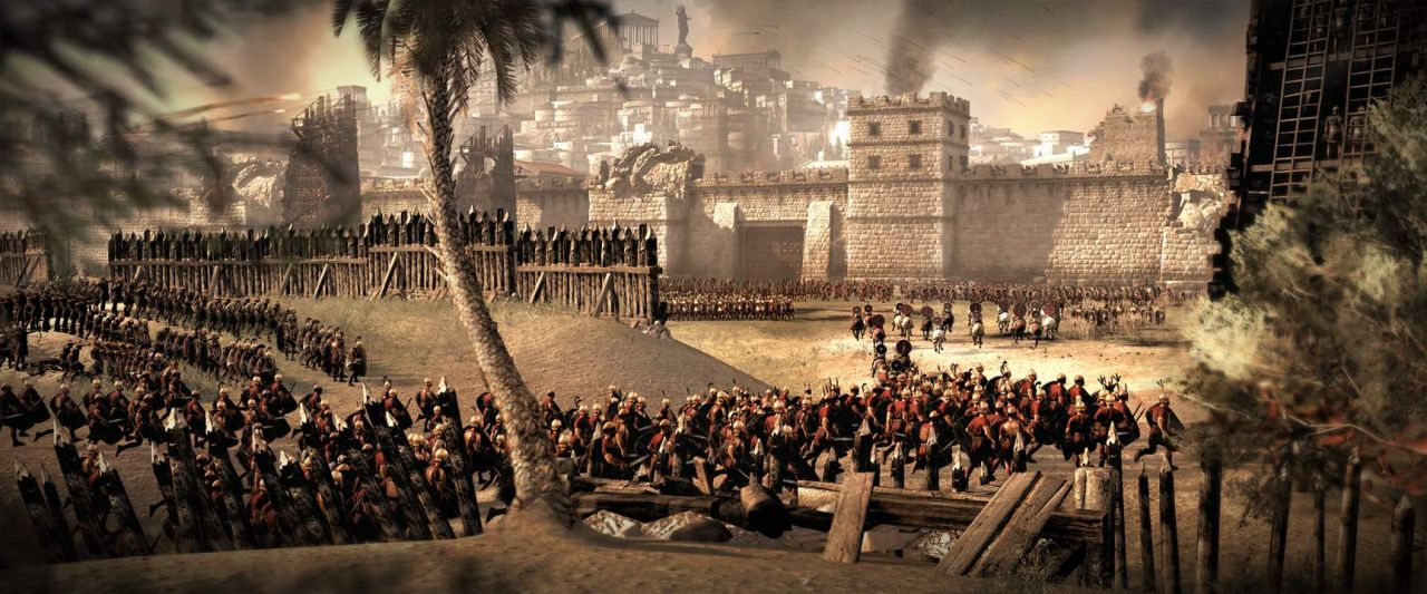 TOTAL WAR: ROME II (2) Steam