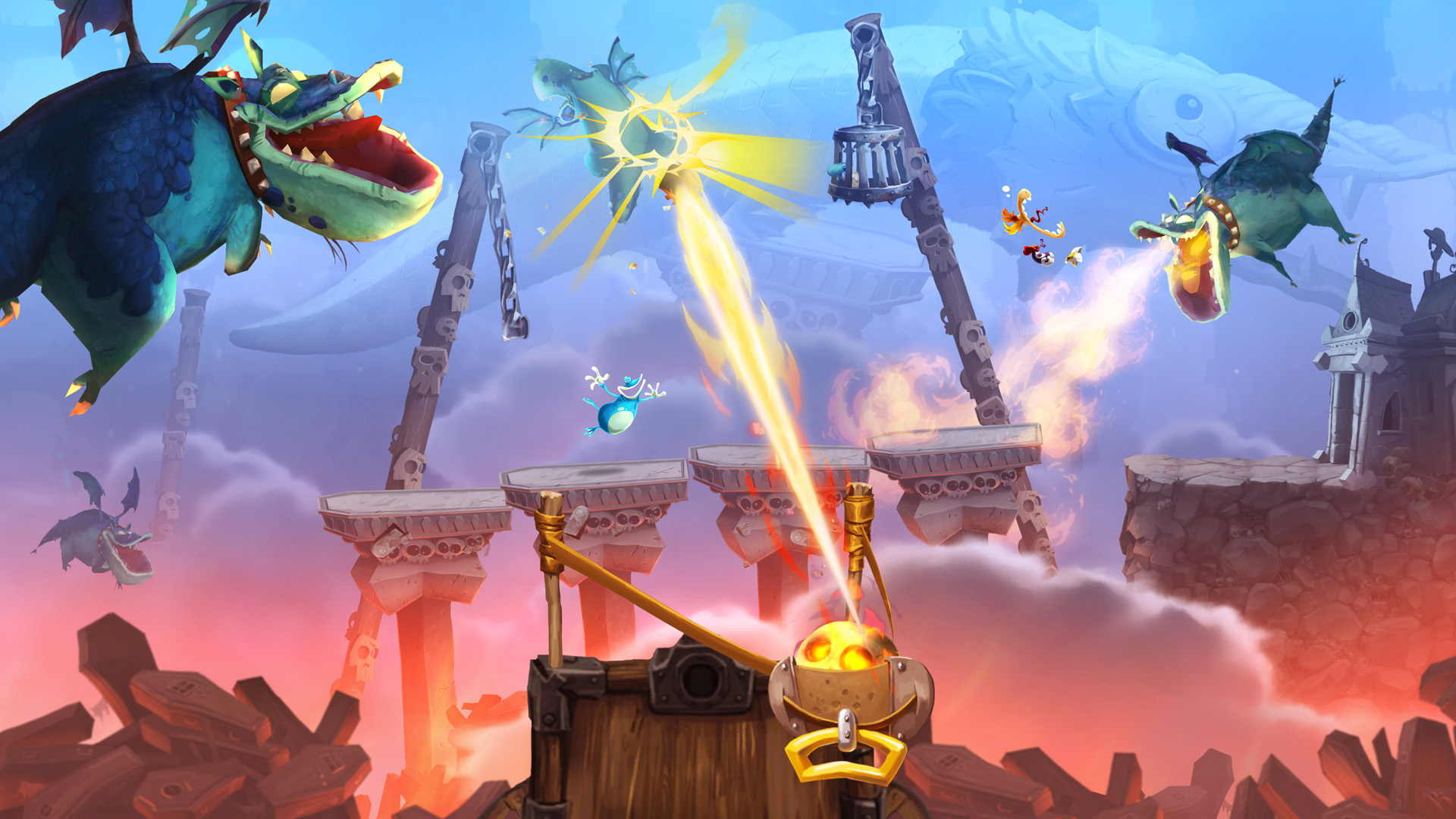 Rayman: Legends (region free) multilang uplay
