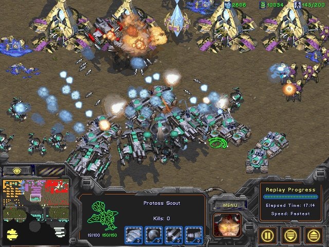 StarCraft: Anthology (Starcraft + Brood War)