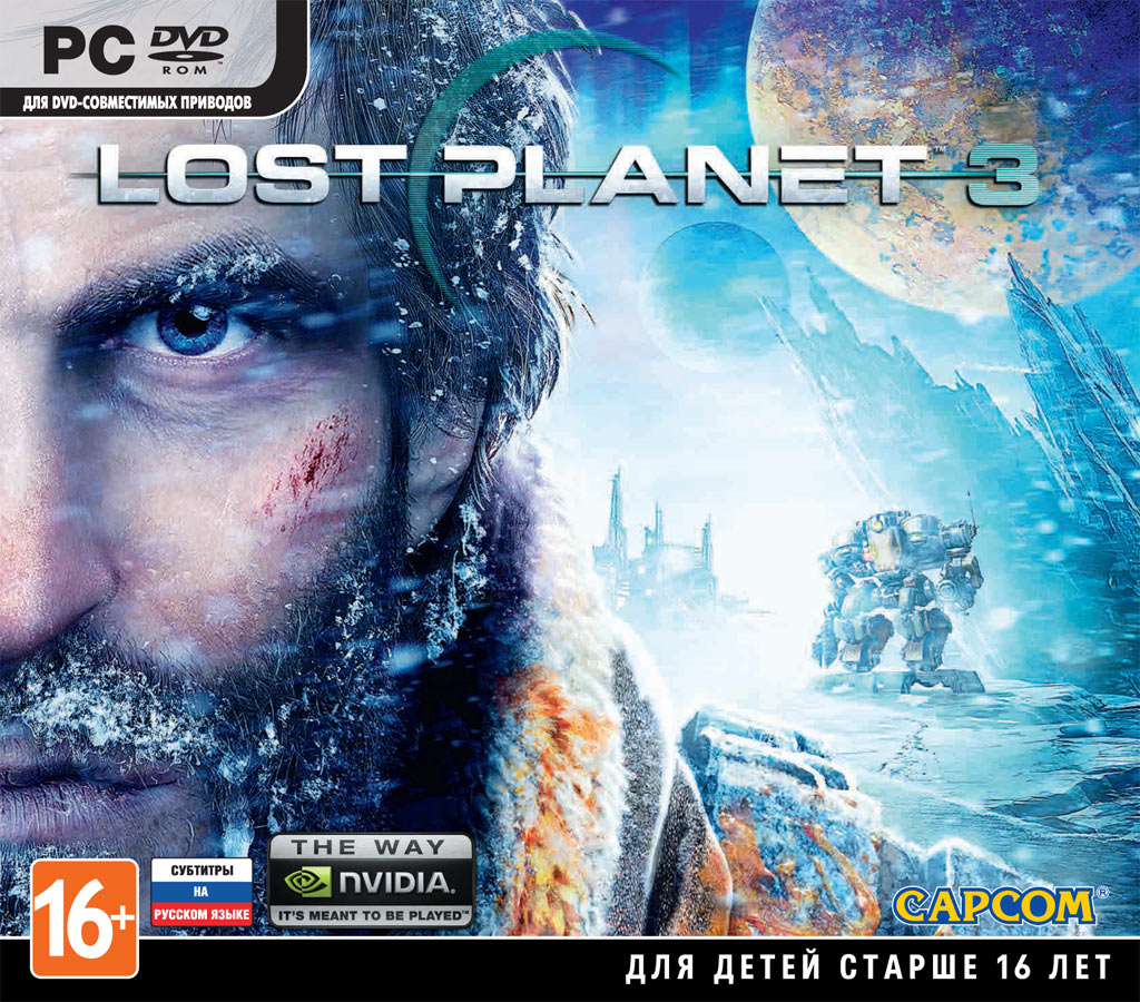 lost Planet 3 steam RU  +  Подарок