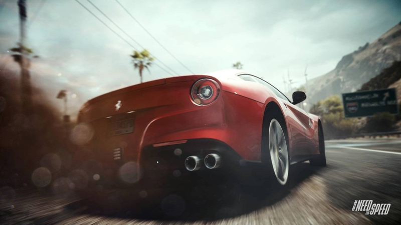 Need for Speed (NFS): Rivals