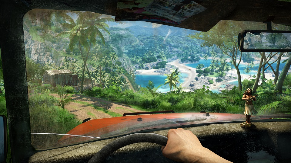 Far Cry 3 RF + Blood Dragon uplay