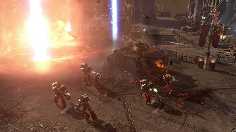 Warhammer 40000 Dawn of War II