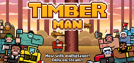 Timberman (Steam Key, Region Free)