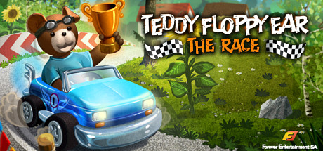 Teddy Floppy Ear - The Race (Steam Key / Region Free)