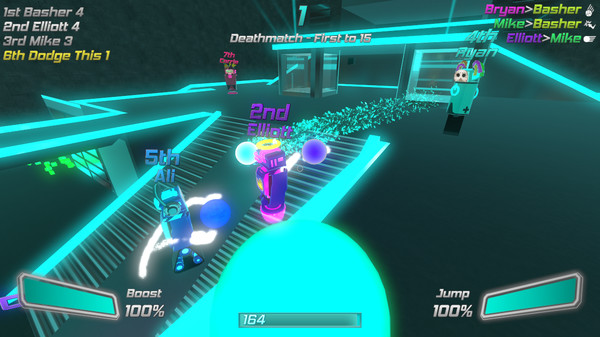 Robot Roller-Derby Disco Dodgeball (Steam Key)