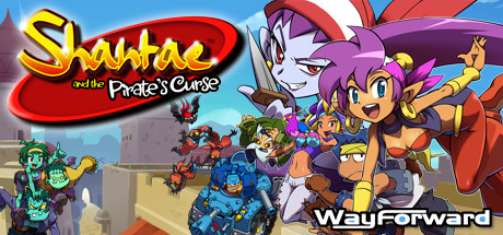 Shantae and the Pirate´s Curse (Steam Key, Region Free)
