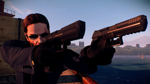 PAYDAY 2 John Wick Weapon Pack DLC (Steam Key)