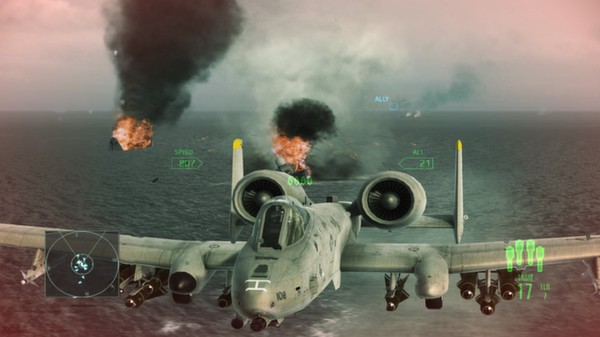 Ace Combat Assault Horizon Enhanced Edition Steam Key