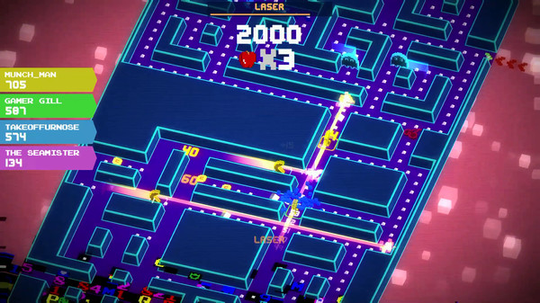 PAC-MAN 256 (Steam Key, Region Free)