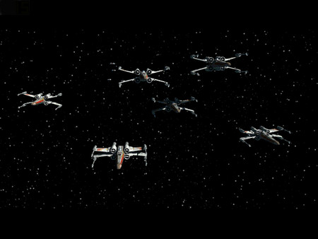 Star Wars: X-Wing vs TIE Fighter - Balance of Power Cam