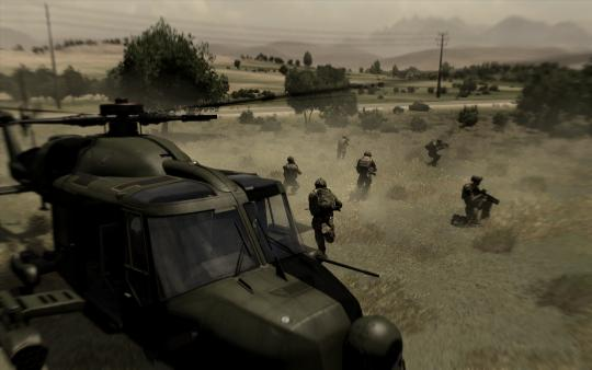 Arma 2: British Armed Forces (Steam Key, Ru / CIS)