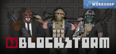 Blockstorm (Steam Key, Region Free)