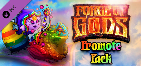 Forge of Gods: Promote Pack (Steam Key / Region Free)