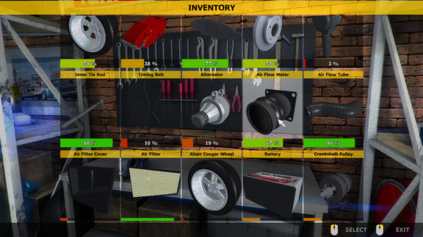 Car Mechanic Simulator 2014 (steam key, region free)