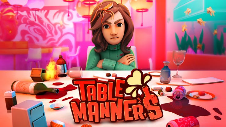 Фотография table manners: the physics-based dating game steam key