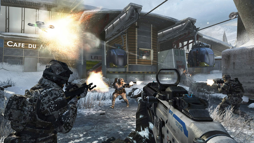 Call of Duty Black Ops 2 + -key IMMEDIATELY discounts and gifts