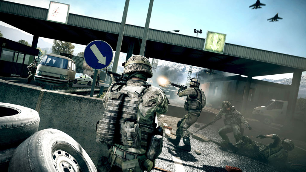 Battlefield 3 (Origin) + key right discounts and gifts