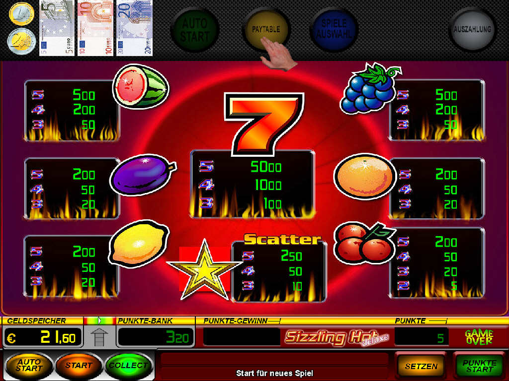 Slot machine emulator MEGALINE 2