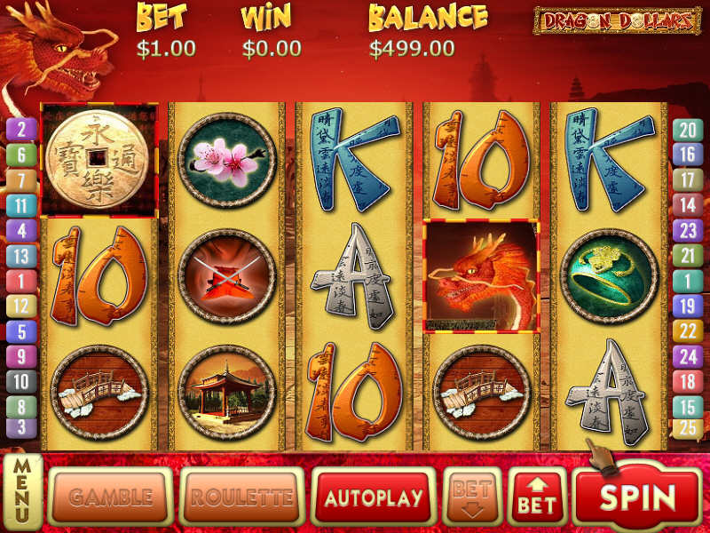 Slot machine emulator Vegas
