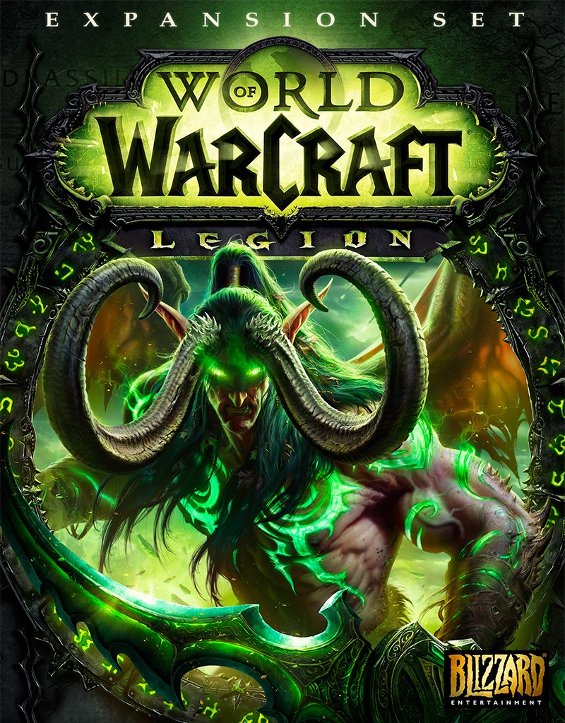 World of Warcraft: Legion key (NA)