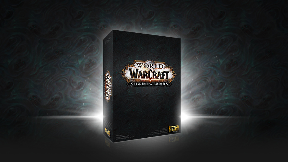 World of Warcraft: Shadowlands (Base Edition) (US/NA)