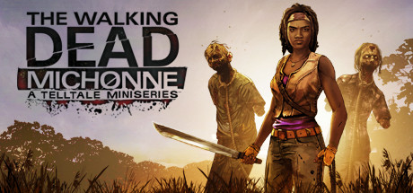 The Walking Dead: Michonne - A Telltale Miniseries ROW