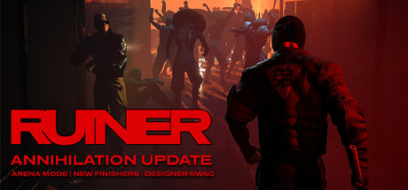 RUINER (Steam Key Region Free)