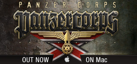 Panzer Corps + DLC Allied Corps (Steam Key GLOBAL)