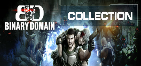 Binary Domain (Steam Key Region Free)
