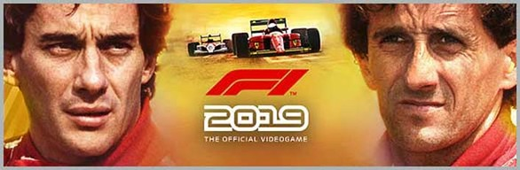 F1 2019 Legends Edition (Steam Key RU+CIS) + Gift