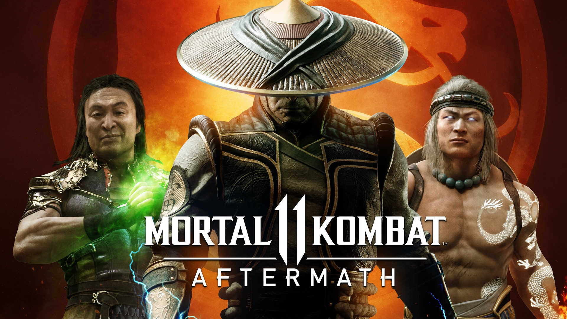 Mortal Kombat 11 Aftermath + Kombat Pack Bundle DLC