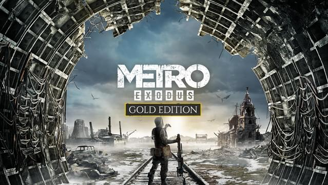 Metro Exodus Gold Edition (Steam Key GLOBAL) + Gift