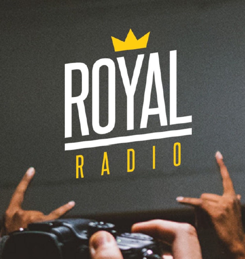 I want a song of airtime on Royalradio! 98.6FM in St. P 2019