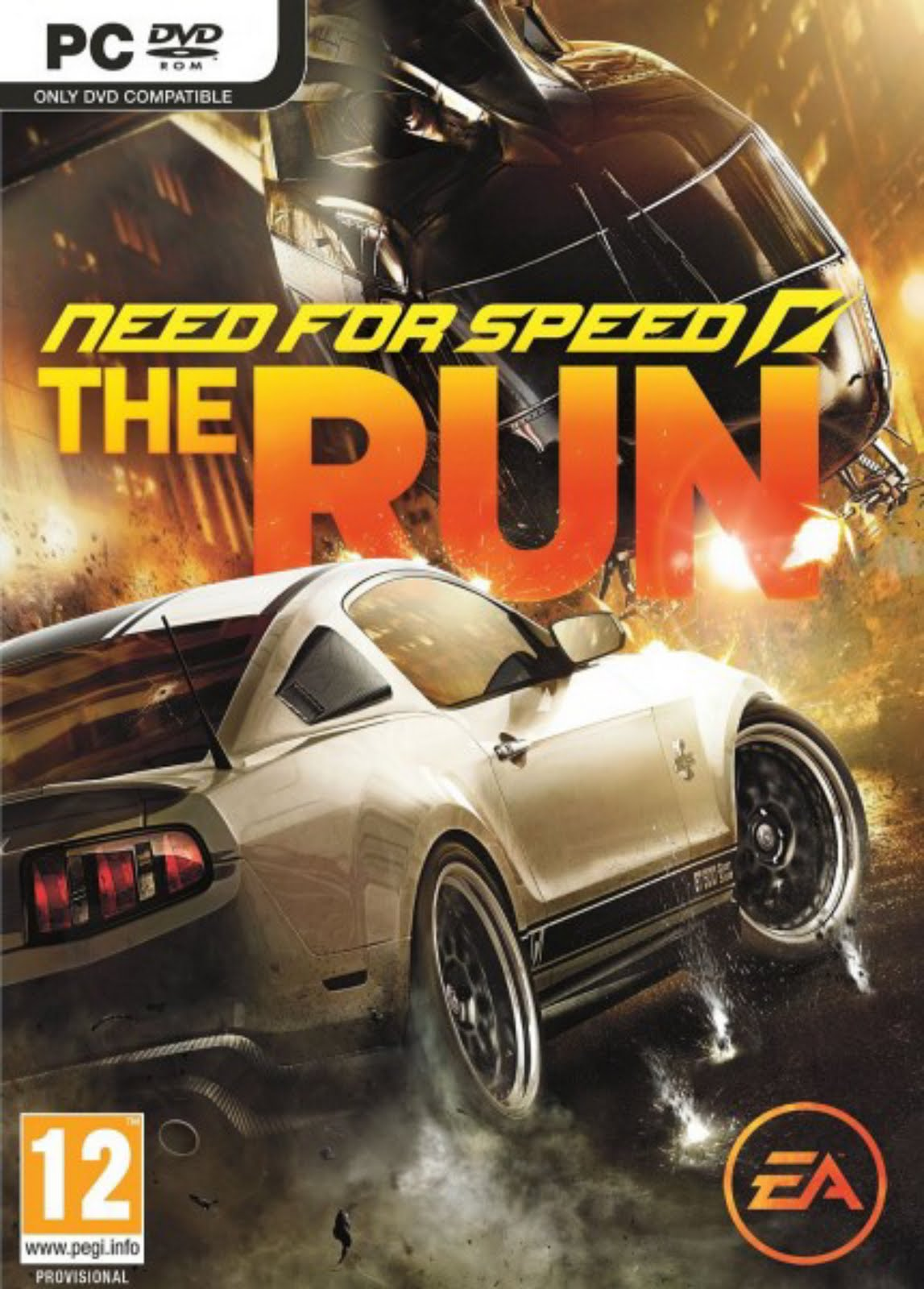 Need For Speed: The Run + Discounts + GIFT