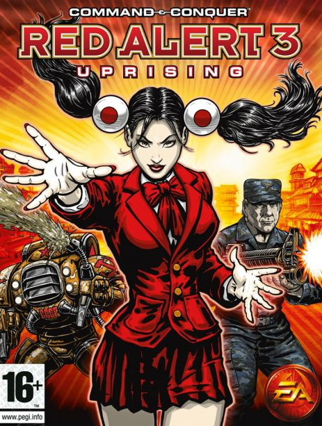 Command & Conquer Red Alert 3 Uprising Key / Region Free