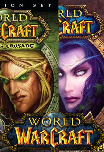 World of Warcraft: Battlechest (30 days) EU/Region Free