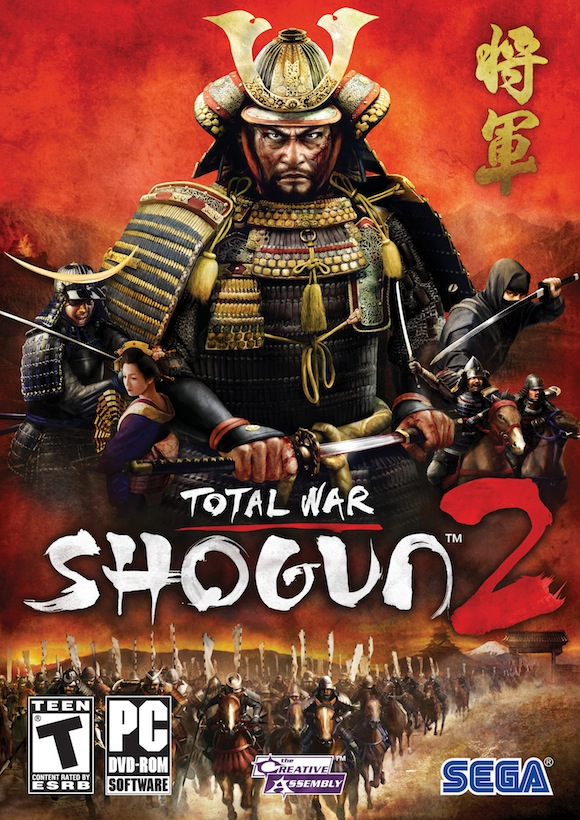 Total War Shogun 2 CD Key EU / Region Free + DISCOUNTS