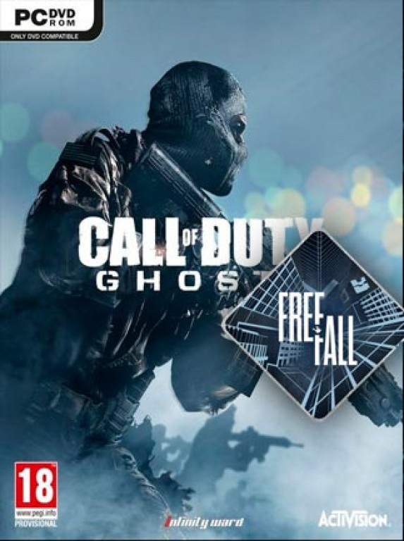 Call of Duty Ghosts+Freefall DLC EU/Region Free+СКИДКИ