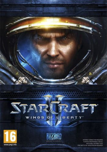 StarCraft 2 Wings of Liberty EU/Region Free + СКИДКИ