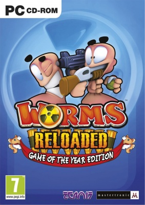 Worms Reloaded GOTY EU/Region Free + ПОДАРКИ + СКИДКИ
