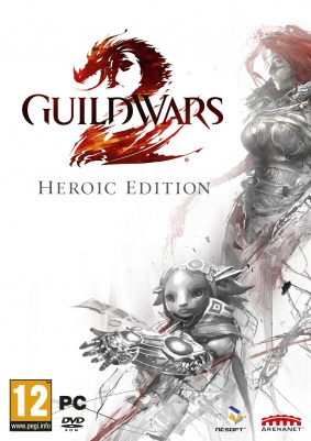 Guild Wars 2 II Heroic Edition EU/Region Free + ПОДАРКИ
