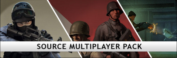 Counter-Strike Source Multiplayer Pack (3 in 1) STEAM