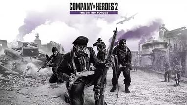 Company of Heroes 2 - The British Forces (Gift)