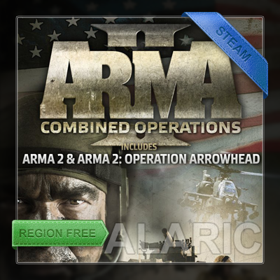 Arma II 2: Combined Operations [Steam Gift] (ROW)